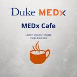 MEDx Cafe logo