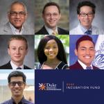 Duke Incubation Fund Winners