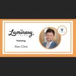 Luminary Talks featuring Alan Cline