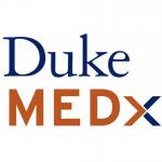 Duke MEDx logo