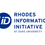 Rhodes Information Initiative logo