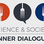 Science & Society dinner dialogues logo