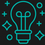 graphic of light bulb