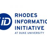 Rhodes Information Initiative logo